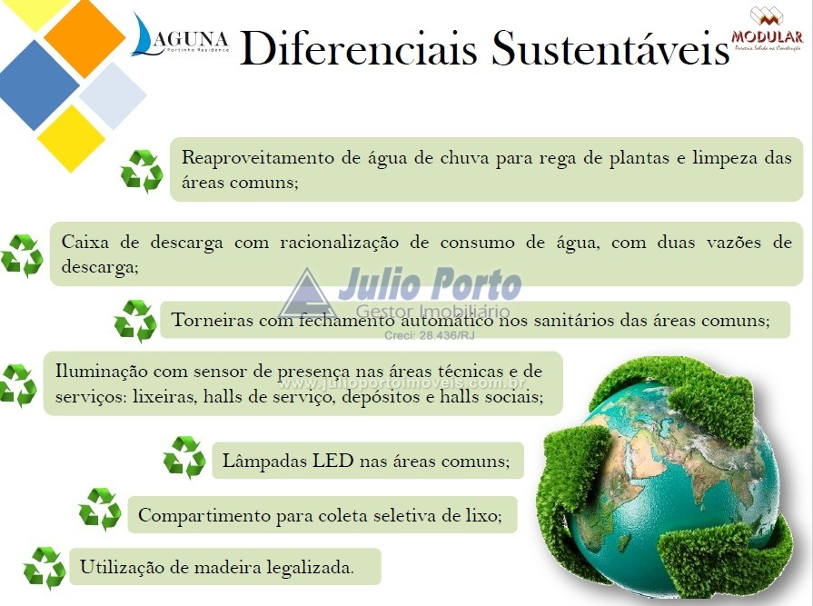Diferenciais Sustentáveis