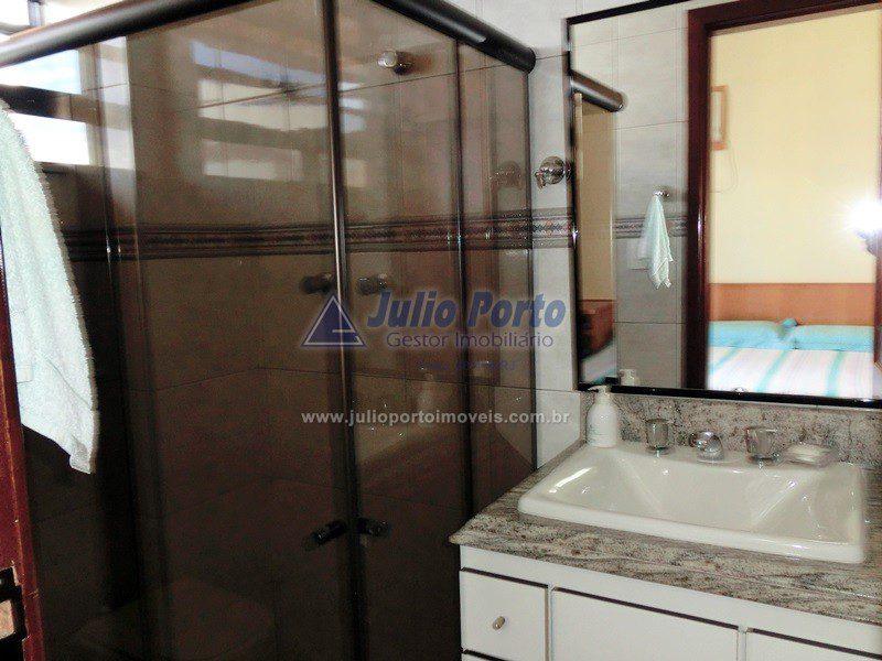 Banheiro da Suíte com Blindex