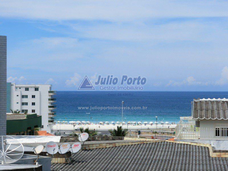 Vista para Praia do Forte